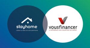 Vousfinancer et stayhome, partenaires pour financer les propriétaires immobiliers exclus du système bancaire