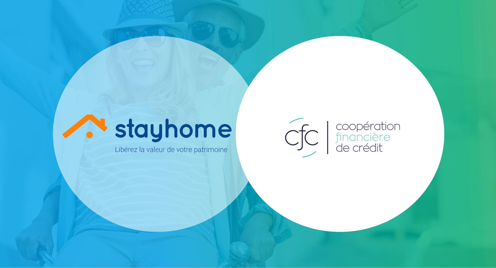 CFC et Stayhome s'associent pour mettre l'innovation financière solidaire au service de leurs clients
