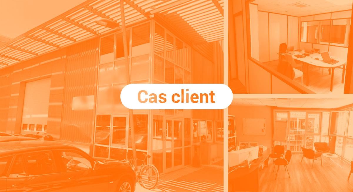 Cas client : les locaux commerciaux d'une SCI sauvé grâce au Portage immobilier