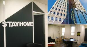 stayhome lève 750 000 euros pour sa plateforme de Portage immobilier